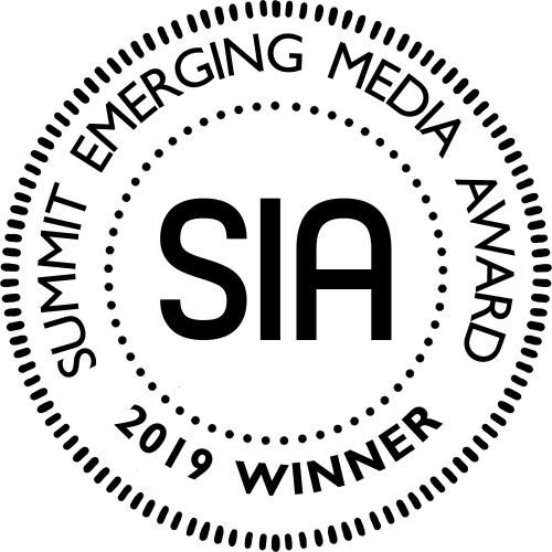 SIA - Summit Emerging Media Award